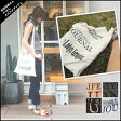 TODAYFUL トゥデイフル LIFE's ライフズ 通販 Vintage Tote Bag レディース コットンバッグ ショルダー エコバック プリント ロゴ 11521020 a4