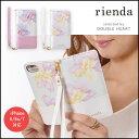 rienda リエンダ Rosey Flower Print...