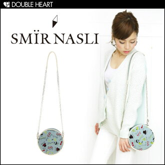 Samir final disposition Super Sale graffiti-style design with round-shaped cute ♪ Circle Bag (010210341) | / shoulder bag and chain bag, women's | Magazines ViVi s brand ♪ fs3gm