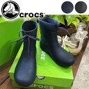 ショッピングcrocs 【通4838円→10%OFF】クロックス crocs 通販 Crocs Freesail Shorty Rain Boots レインブーツ レディース ショート 長靴 長ぐつ レインシューズ 靴 シューズ ショート丈 リボン 雨具 203851