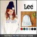 Lee リー 帽子 ラベルワッチ ニット帽 ニットキャップ レディース メンズ ロゴ タグ 無地 おしゃれ ブランド ニットワッチ LEE 通販
