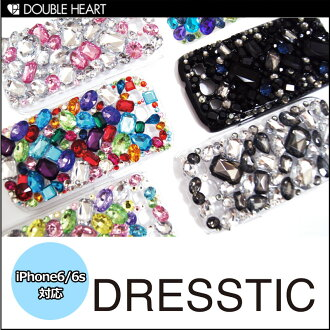"Introduction of ""NEW color"" DRESSTIC Ayu! DROP JEWEL (jewel drop) GALAXY S3 S4 iphone4-4 S iphone5 