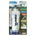 ペットボトルに装着して使用する浄水器 mizu-Q Plus【交換カートリッジ付】