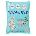 ショッピング猫砂 【マジカルサンド】【5L】猫【PEPPY】【猫砂】紙の猫砂。流せる固まる大好評尿の色がわかりやすい白い紙砂【レビューを書いて次回もポイント2倍】