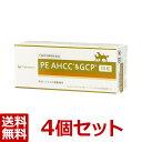 【PE AHCC&GCP【×4個!】】30粒【×4個!】 犬猫用