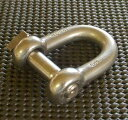 Corner head shackle [2,200 kg of 25mm  SUS304  working load   RCP ]