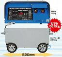 【送料無料】【代引不可】 Denyo (デンヨー) バッテリー溶接機 BDW-180MC2