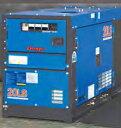 【送料無料】【代引不可】 Denyo (デンヨー) ディーゼル発電機 DCA-20LSK