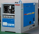 【送料無料】【代引不可】 Denyo (デンヨー) 炭酸ガス溶接機 DCW-350LS 超低騒音型