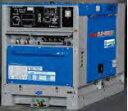 【代引不可】 Denyo (デンヨー) ディーゼルエンジン溶接機 DLW-300LSE 超低騒音型 【大型】