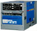 【ポイント10倍】 【送料無料】【代引不可】 Denyo (デンヨー) ディーゼルエンジン溶接機 DLW-400LSW 超低騒音型