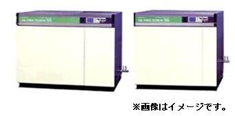 【ポイント10倍】 【代引不可】 日立 コンプレッサー DSP-75VATRN-7K オイルフリースクリュー圧縮機 【メーカー直送品】