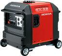 【代引不可】 ホンダ (HONDA) サイクロコンバーター搭載発電機 EX22 JNA3(ホイール仕様) (防音型・車輪付き) 《サイクロコンバーター発電機》