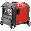 【ポイント10倍】 【代引不可】 ホンダ (HONDA) 防音型発電機 2.2kVA(交流専用)車輪付 EX22K1JNA3 (451-5242) 《ガソリン発電機》 【送料別】