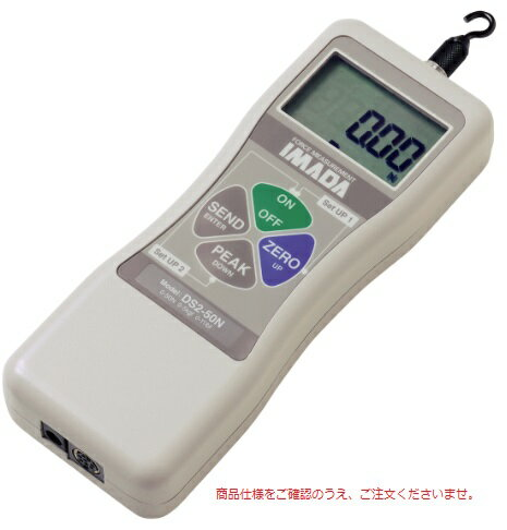 【送料無料】 イマダ デジタルフォースゲージ DS2-20N (普及型)