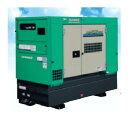 【代引不可】 ヤンマー (YANMAR) 超低騒音形ディーゼル発電機 AG13SH-F (AG13SH-F-50hz) オイルフェンス仕様 【メーカー直送品】