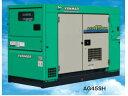 【ポイント10倍】 【代引不可】 ヤンマー (YANMAR) 超低騒音形ディーゼル発電機 AG45SH (AG45SH-50hz) 標準タイプ 【メーカー直送品】