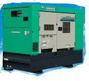 【ポイント10倍】 【代引不可】 ヤンマー (YANMAR) 超低騒音形ディーゼル発電機 AG60SH (AG60SH-50hz) 標準タイプ 【メーカー直送品】