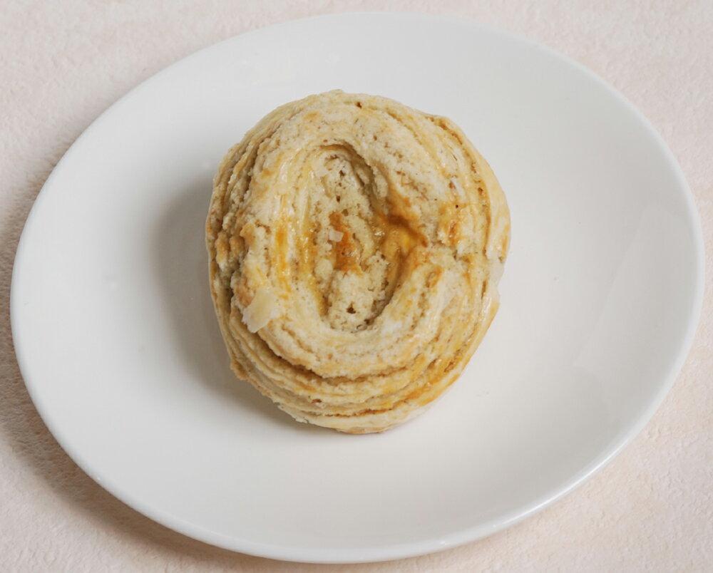 鮑 魚 酥−あわびの形のクルミクッキー-【横浜中華街・中華菜館 同發】