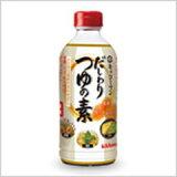 キッコーマン 塩分・たんぱく質・リン・カリウム控えめだしわりつゆの素 500ml【RCP】