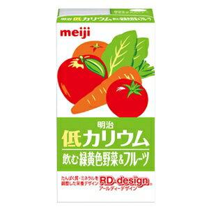 明治製菓 株式会社 カリウム ジュース フルーツ