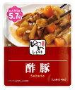 キッセイ・タンパク調整ゆめシリーズ・レトルト 酢豚 140gx5【RCP】