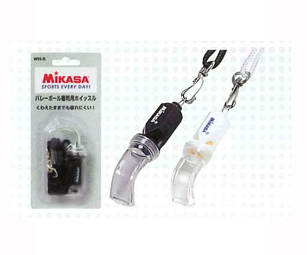 발송 가능 200 MIKASA 미 카사 휘파람 프라 여섯 나 팔 WH-5 BK/W