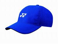 【2019年秋冬モデル】【YONEX ヨネックス】 40002 テニス・バドミントン 帽子・サンバイザー メッシュキャップ ユニセックス ミッドナイトネイビー 472[190920]の画像