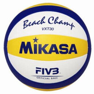 MIKASA(MIKASA)[沙灘排球練習球西羅/ki/ao VXT30]打排球