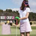 ゴルフウェア レディース ゴルフスカート 大きいサイズ ゴルフ スカート レディース 春 夏 ゴルフ レディースウエア ラップ ドット ストライプ 柄 かわいい おしゃれ golf ブルークラッシュ ドラゴン