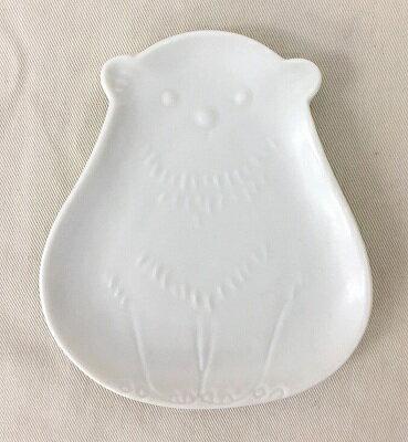 6月スーパーSALE期間限定50%OFF51263リーテン美濃焼プレート動物小皿plateシロクマア