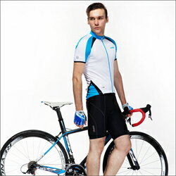 サイクルウェアサイクルジャージ半袖、サイクルウエア