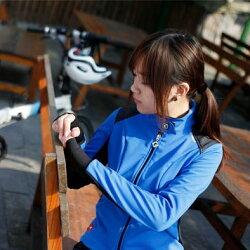 女性用サイクルウェア長袖