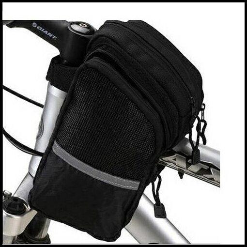 自転車の 自転車 バッグ フレーム : ... バッグ サイクル サドル バッグ