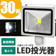 LED投光器 30W 人感知センサー AC 100V IP65【T05P20May16】