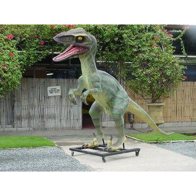 高さ2.8m!ティラノサウルス T-REX 巨大フィギュア(恐竜等身大フィギュア)