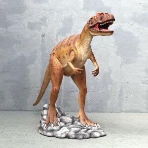 長さ330cm!アロサウルス等身大フィギュア(恐竜等身大フィギュア)