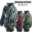 【送料無料】【ネームプレート刻印無料】ブリヂストンゴルフ キャディバッグ CBG630 /BRIDGESTONE GOLF