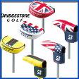 【送料無料】【メジャーモデル】ブリヂストン ゴルフ パターカバー PCG670/BRIDGESTONE GOLF