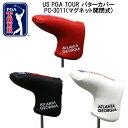 【送料無料】US PGA TOUR パターカバー(ピンタイプ)PC-3011 ATLANTA GEORGIA