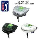 【送料無料】US PGA TOUR パターカバー(マレットタイプ)PC-3014 JOHN DEERE CLASSIC