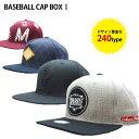 【在庫限りSALE価格】【送料無料】 ベースボールキャップ ...