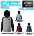 BURTON バートン ユース Boys' Gameday Jacket 13042103 Room-To-Growシステム クラシックフィット キッズ スノー ジャケット 2018モデル 正規品