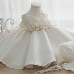 フローリーデイジードレス(1号、2号)子供ドレス 子供用ドレス こどもドレス ベビードレス 結婚式 発表会 コンクール