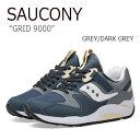 サッカニー スニーカー Saucony メンズ GRID 9...