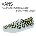 VANS AUTHENTIC Golden Coast/Bl...