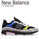 ショッピングニューバランス ニューバランス スニーカー NEW BALANCE メンズ X-RACER X-レーサー BLACK ブラック MSXRCTLC NBPD9F733B シューズ 【中古】未使用品