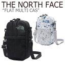 ショッピングノースフェイス ノースフェイス ミニバッグ THE NORTH FACE メンズ レディース FLAT MULTI CASE フラット マルチ ケース BLACK MISTY BLUE ブラック ミスティーブルー NN2PK51A/C バッグ 【中古】未使用品