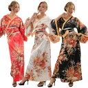 花魁 コスプレ 着物ドレス 花魁 コスプレ衣装 浴衣 祭り 結婚式 サテン ダンス衣装 よさこい衣装 和服 送料無料 花魁着物ロングドレス