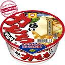 東洋水産マルちゃん「白い力もちうどん」x12コケース販売【カップ麺】